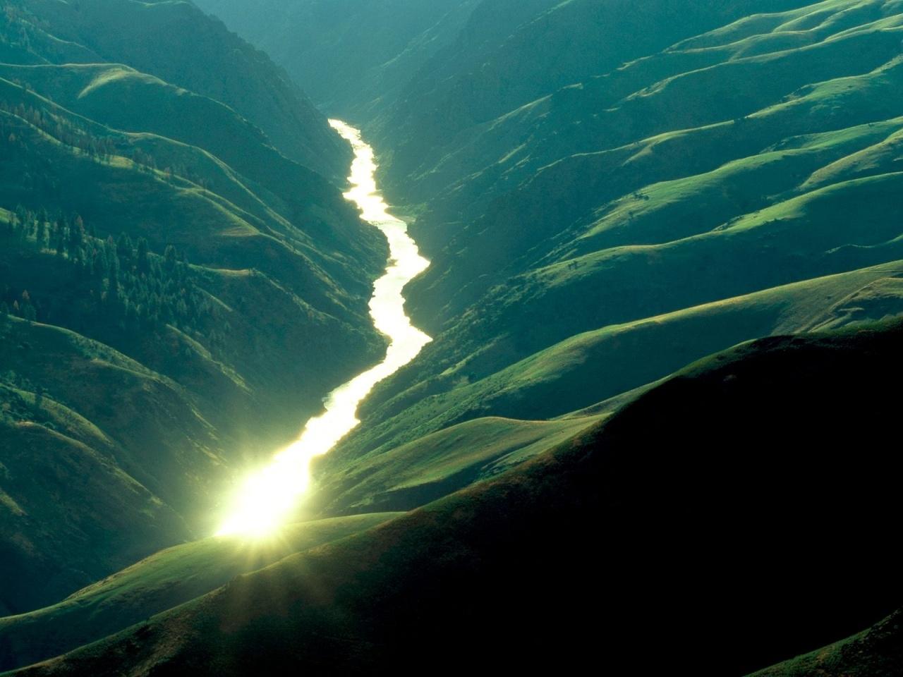 Fuentes del río